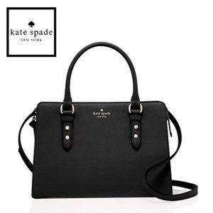 Kate Spade Mulberry Street Lise Purse in Black